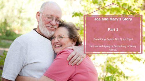 Doggies for Dementia-Blog-Joe-Mary