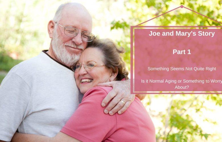 Dementia and Men-Joe's Story