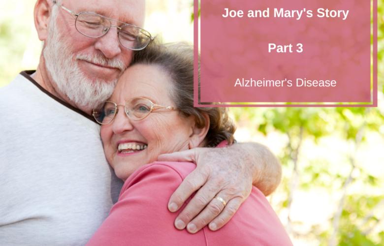 Dementia and Men: Joe's Story Part 3